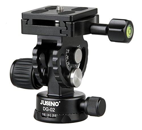Neigekopf JUSINO DG-02 für Einbeinstativ, Monopod-Neigekopf