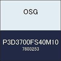 OSG ドリル P3D3700FS40M10 商品番号 7803253