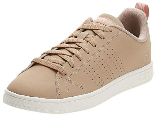 adidas Vs Advantage Cl, Zapatillas de Tenis Mujer, Rosa (St Pale Nude/Dust Pink/Cloud White St Pale Nude/Dust Pink/Cloud White), 37 1/3 EU