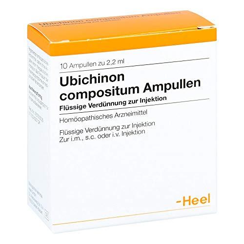 Ubichinon Compositum Ampullen