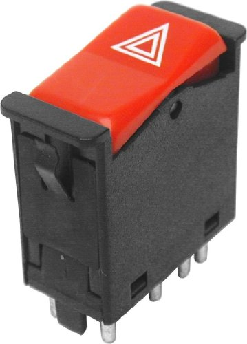 URO Parts 0008209010 Emergency Flasher Switch