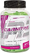 Trec Nutrition L-CARNITINE SOFTGEL Green Tea Turn Fat in to Energy Weight Loss Metabolism 90 Caps Booster Estimated Price : £ 37,20