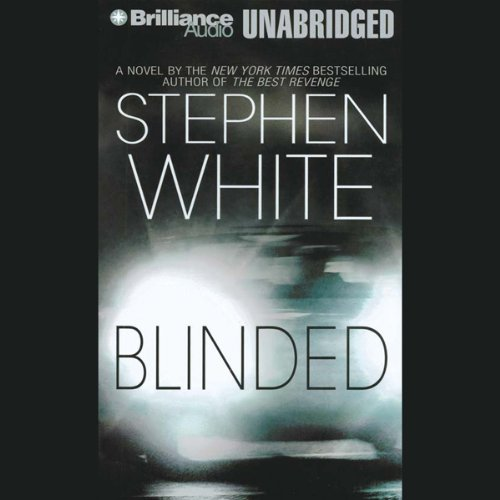 Blinded audiobook cover art