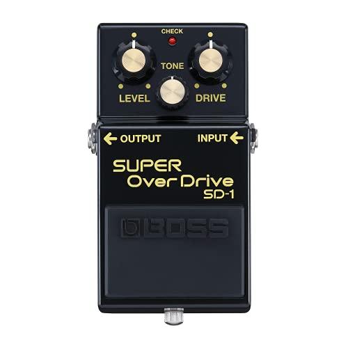 BOSS/SD-1-4A SUPER OverDrive 40th Anniversary ボス エフェクター SD14A