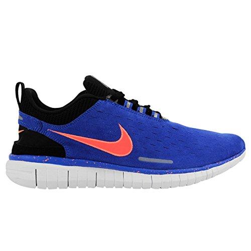 Zapatillas de Hombre Nike MD Runner 2 Suede Negro 44 Negro