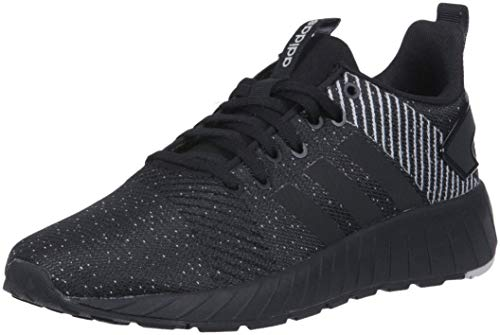adidas Men's Questar BYD Running Shoe, Black/Black/Grey, 11 M US