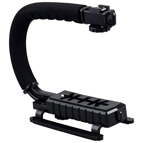 BYFRI Abhu-Pro Estabilizador En Forma De C Soporte De Vídeo Portátil Fit Grip para La Videocámara De La Cámara De DSLR