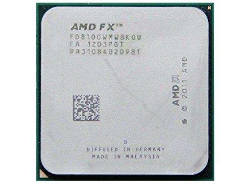 AMD fx-81002.8GHzデスクトップCPUプロセッサーSocket am3+ 938-pin