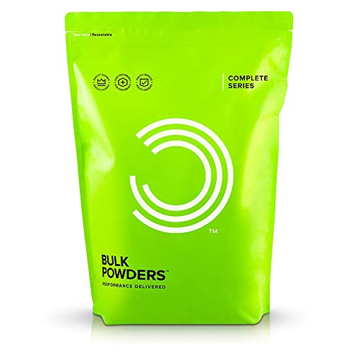 BULK POWDERS Complete Mass Gainer, Protein Shake for Weight Gain, Chocolate Mint, 5 kg