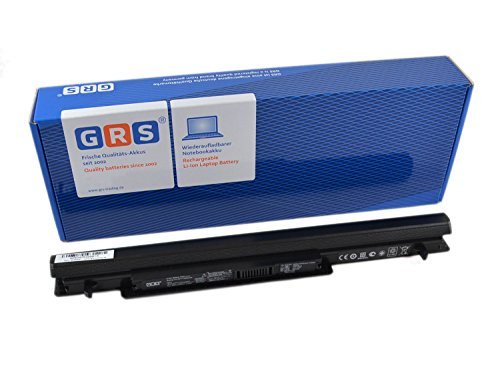 GRS Batterie pour ASUS K56 Ultrabook, ASUS K46, ASUS R405, S550CM, R505C, S56CM, R405, S405 remplacé: K56CB, A41-K56, A42-K56, A31-K56, A32-K56 Laptop Batterie 2200mAh 14,4V