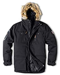 Fabric: 100% Polyester Waterproofing / Breathability: 5,000 millimeters of waterproofing and 3,000 grams of breathability with DWR coating, Shieldtex Proloft and critically-taped seams to keep you dry and allow moisture to escape. Insulation: 250 gra...