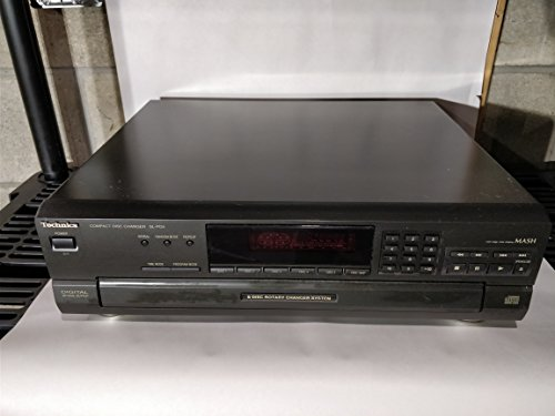 Technics SL-PD5 Stereo MASH CD Player 5-Disc Changer with Digital Output