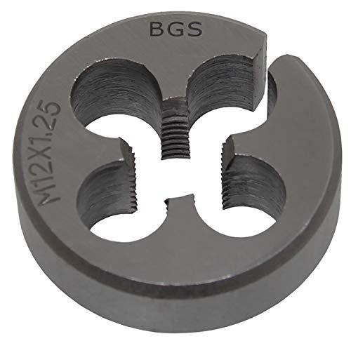 BGS 1900-M12X1.5-S | Gewindeschneideisen | M12 x 1,5 x 38 mm