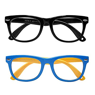 Kids Blue Light Blocking Glasses Computer TV Ph...