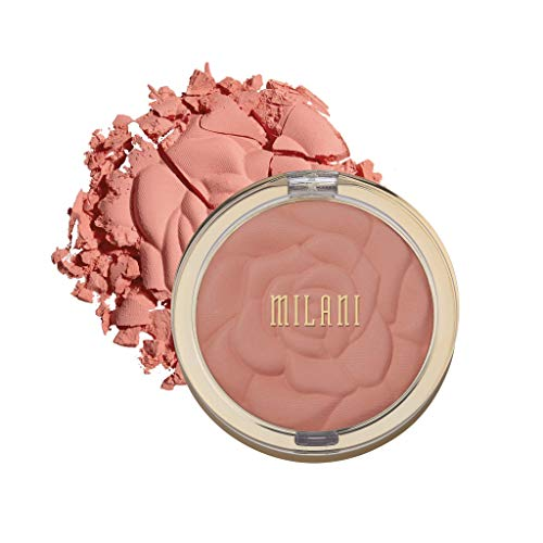 Milani Rose Powder Blush - tea rose, 1er Pack (1 x 1 Stück)
