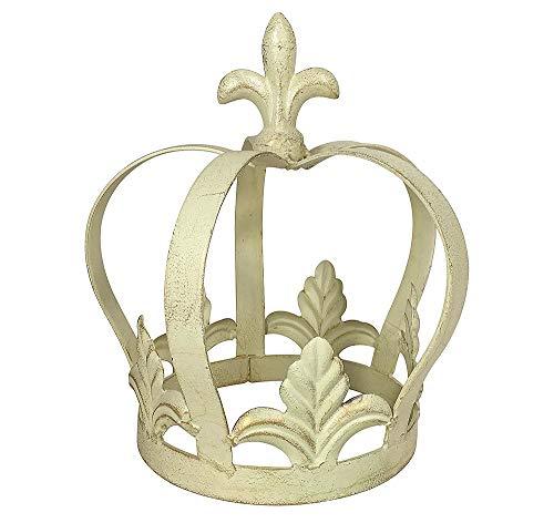Deko Krone Metallkrone zum Bepflanzen Pflanztopf 210373 Krone