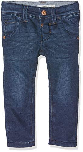 NAME IT Baby-Jungen NKMSILAS DNMTHORSTEN 3122 Pant NOOS Jeans, Blau (Dark Blue Denim Dark Blue Denim), 92