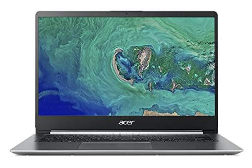 Acer 14in Swift 1 Laptop Intel Pentium Silver N5000-1.1GHz 4GB Ram 64GB Flash Windows 10 S (Renewed)