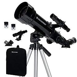 small Celestron – 70 mm rifle scope – portable refracting telescope – full glass optics – ideal…