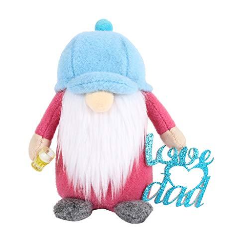 Yanni Vatertag Zwerg Liebe Papa Tomte...
