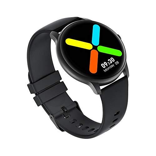 IMILAB KW66 - Reloj inteligente para hombre, Bluetooth, pulsera inteligente con frecuencia cardíaca, deportes, rastreador de fitness, IP68, resistente al agua, reloj deportivo