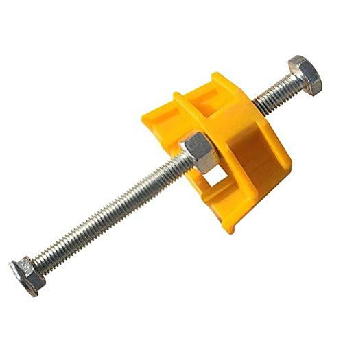 Release 10pcs / Pack Tile Tool Tile Leveler Ajustador de Altura Localizador de la Herramienta elevadora de Rosca Fina
