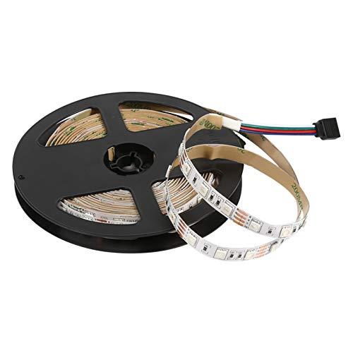 Sdfafrreg TV LED Backlights, LED Strips Light, Strips Light 5050 LED Strip Light RGB USB Led Strip, Strip Lights for TV Background Lighting TV Backlights Room(Not waterproof)