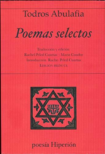 Poemas selectos: 754 (poesía Hiperión)