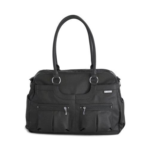 JJ Cole Collections JMLL - Bolsa pañal, color negro