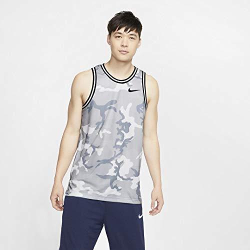 Nike M NK Dry DNA JSY Camo Débardeur pour Homme XL Gris