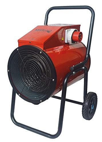 Italia - Termoventilador Industrial trifásico 30000W Generador de Aire Caliente eléctrico portátil