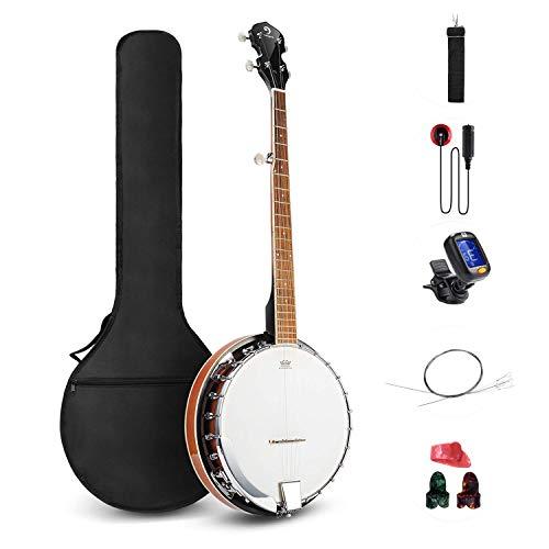 Vangoa -   5 Saiten Banjo Remo