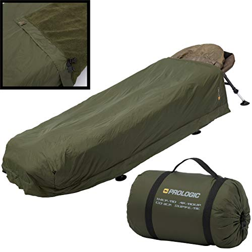 Prologic Thermo Armour Supreme Sleeping Cover Outdoor Decke/Angeldecke - 3 Season Wasserdicht & Atmungsaktiv - 200x140cm