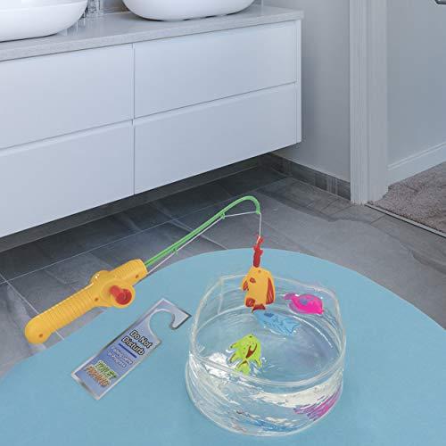 Potty Fisher Toilet Fishing Game - Fairly Odd Novelties - Funny Novelty Gag Joke Bathroom Gift