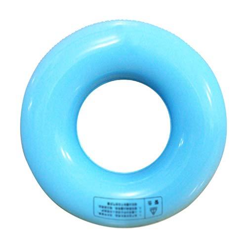Zxb-shop Anillo de natación para niños 1-2 años de Edad Bajo Las Axilas Natación Equipos para Deportes acuáticos (Color : Blue)