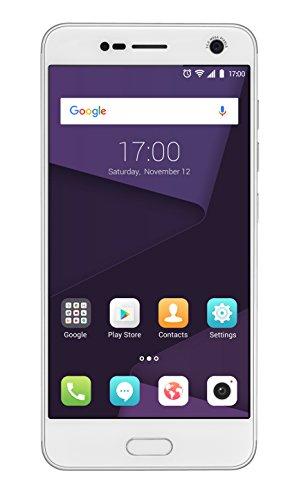 ZTE Blade V8 - Smartphone Libre de 5.2' (Dual SIM, RAM de 3 GB, Memoria Interna de 32 GB, procesador Octa-Core), Color Gris