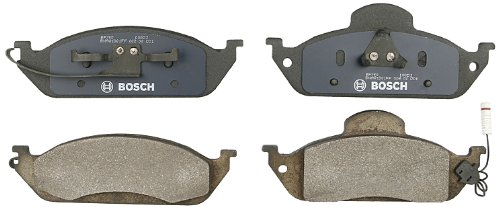 Bosch BP760 QuietCast Premium Semi-Metallic Disc Brake Pad Set