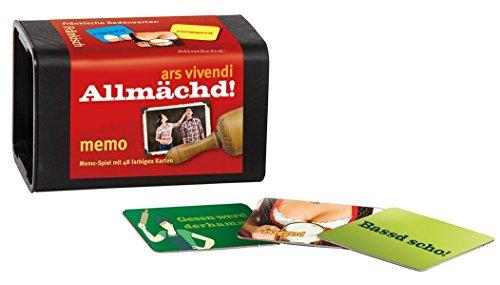 Allmächd!-Memo
