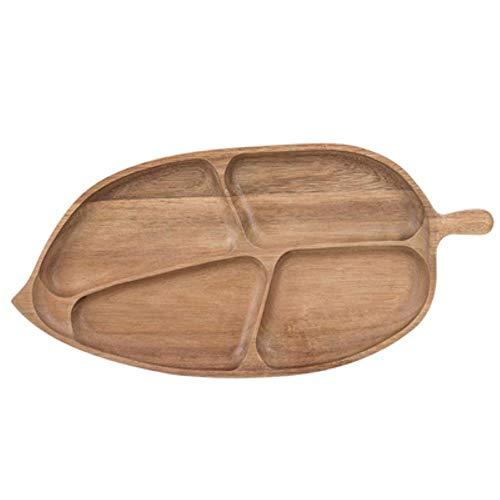 Heng Nordic stijl creatieve houten plank thuis snacks snoep dessert fruitschaal decoratief servies, B 02