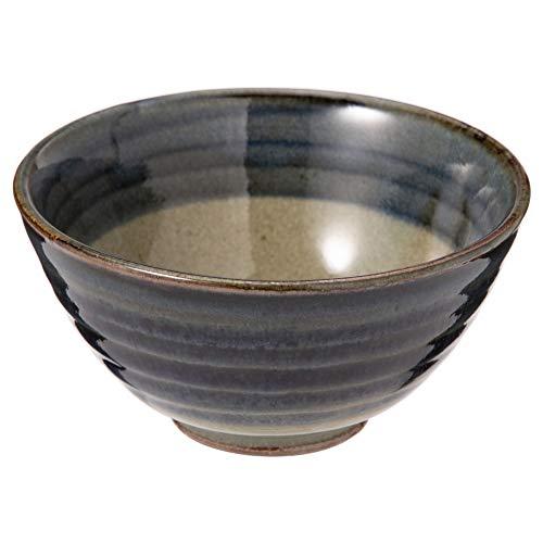 美濃焼 御深井 (OFUKE) 飯碗 K60322