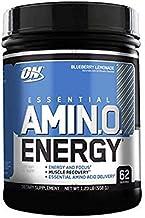 Amino Energy - 558 g (62 doseringen) Optimum Nutrition + GRATIS Bulk Shaker