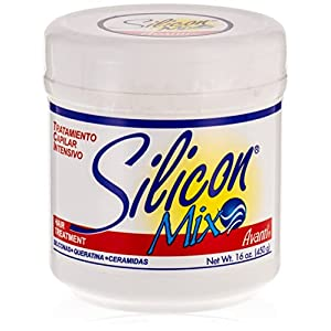 Silicon Mix Silicon mix intensive hair deep treatment 16oz by avanti[health and beauty], 16.0 Ounce