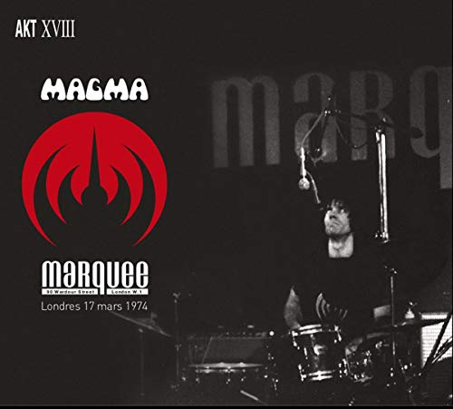 Live At Marquee