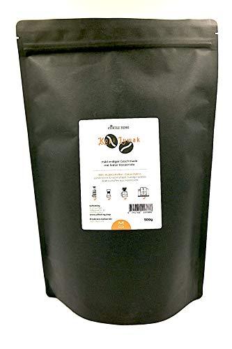 Kopi Luwak 100% Arabica Kaffee 500g (Katzenkaffee von frei lebenden Tieren) (500g Bohne)