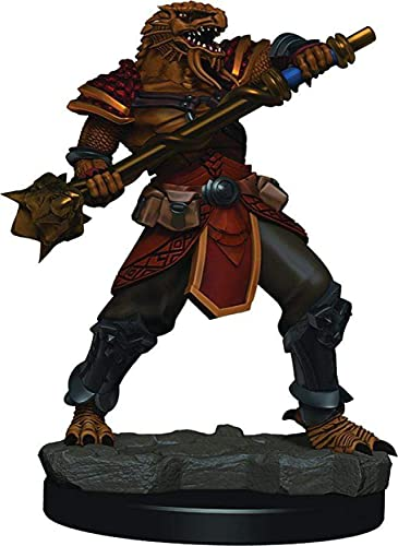 D&D: Icons of The Realms: Premium Figure: Dragonborn Sorcerer Female