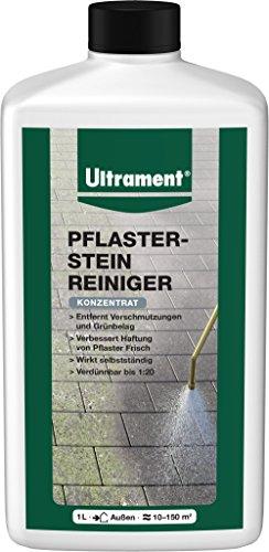 Ultrament Pflasterstein Reiniger, 1 L