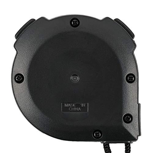 CASIO(カシオ)ストップウォッチラップタイムスプリット計測消音ブラックHS-3C-8AJH