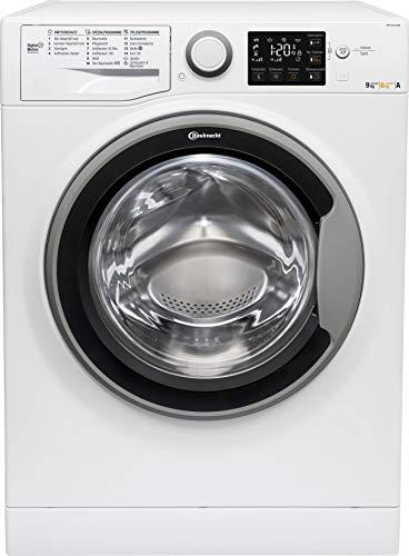 Bauknecht WATK Sense 96G6 DEWaschtrockner / EEK A / 9kg Waschen / 6kg Trocknen / 1600 UpM / Nachlegefunktion / Mengenautomatik / Mehrfachwasserschutz+ / SteamCare Knitterschutzprogramme