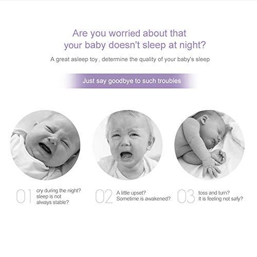 Great Price! Zwbfu Brettbble 333-33A Babysbreath Sleep Projector Infant Slumber Buddies Nightlights ...