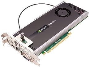 NVIDIA Quadro 4000 for Mac by PNY 2GB GDDR5 PCI Express Gen 2 x16 DVI-I DL, DisplayPort and Stereo OpenGL, DirectX (Boot C...